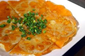 レンコンチーズ焼
